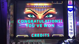 ‼️MASSIVE JACKPOT HANDPAY‼️ Biggest CLEOPATRA 2 JACKPOT HANDPAY on YouTube at a $3 bet 💰