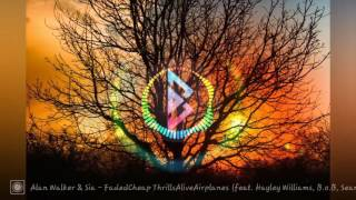 Alan walker and Sia-Faded/Cheap Thrills/Alive/Airplanes(feat. HayleyWilliams, B.o.B,SeanPaul(1HOUR)