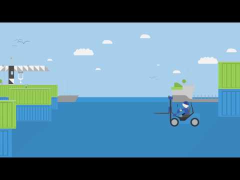 Damco's Ocean Freight - Full Container Load (FCL)