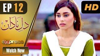 Drama | Dil e Nadaan - Episode 12 | Express Entertainment Drama | Abid Ali, Zaheen Tahira, Nida