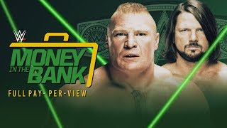 WWE 2K17 Universe Mode - Money in the Bank (Full PPV) #MITB