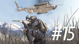 Call of Duty 4 Modern Warfare Walkthrough Gameplay Part 15 Campaign Mission 15 [ Ultimatum ]