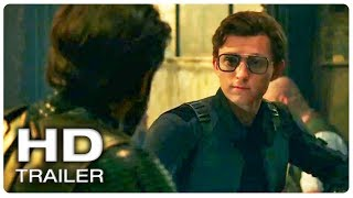 SPIDER MAN FAR FROM HOME Peter Threatens Mysterio With Stark Tech Trailer (NEW 2019) Marvel Movie HD
