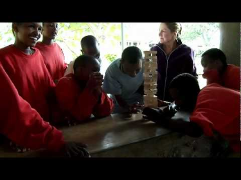 Massai Girls Lutheran School in Tanzania