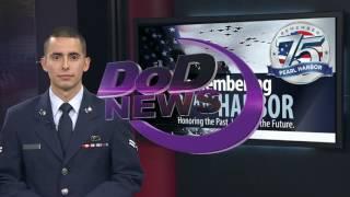 Army General Speaks at Pearl Harbor Observance
