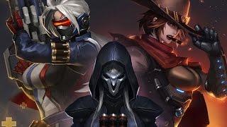Overwatch - Best Teamwork Plays