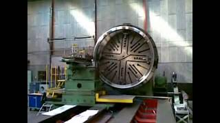 Biggest lathe in the world?