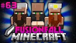 Im REICH der ZWERGE - Minecraft Fusionfall #063 [Deutsch/HD]