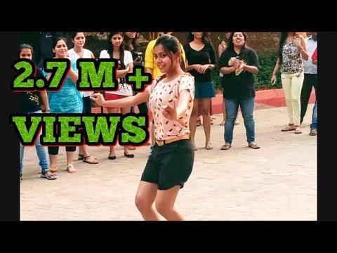 Xxx Mp4 IIT MUMBAI GIRL DANCE ON STREET FLASH MOB BY IIT MUMBAI GIRLS 2017 3gp Sex