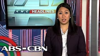 ANC Headlines: Waze app to roll out Filipino voice command