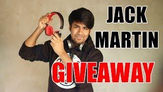 Jack Martin Premium Headphones | Review + Giveaway