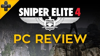 Sniper Elite 4 - Review