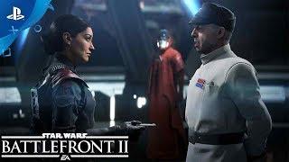 Star Wars Battlefront 2 - Single Player Story Scene | PS4