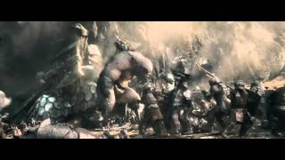 The Hobbit The Battle of Five Armies Deleted Scene- The Gallant Dwarves
