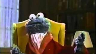 Tom Waits/Cookie Monster mashup - God's Away On Business