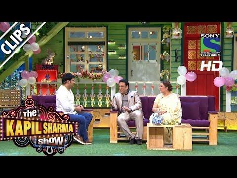 Xxx Mp4 Govinda's Entertainment The Kapil Sharma Show Episode 20 26th June 2016 3gp Sex