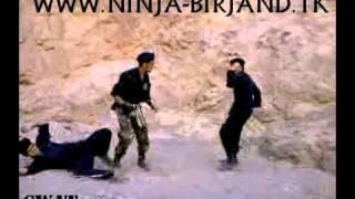 گروه رزمی نینجا کماندو بیرجند..یگان ویژه NINJA BIRJAND IRAN SWAT LEEYOSAMCHO