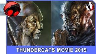 THUNDERCATS MOVIE - Set for 2019 rumoured actors | Film Masters