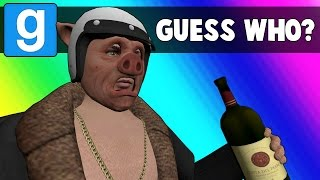 Gmod Guess Who Funny Moments - GTA5 Online Apartment Map! (Garry's Mod)