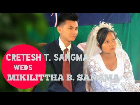 Xxx Mp4 Garo Wedding Video CRETESH Weds MIKILITHA Bhomrapathar Rangjuli 3gp Sex