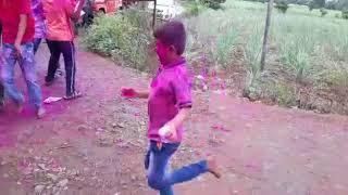 Aagman Sohala 2017 Shree Siddhivinayak Mitra Mandal Bagalwadi Tal - Patan Dist - Satara
