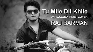 Tum Mile Dil Khile - Unplugged Cover   Kumar Sanu   Raj Barman   Live   Criminal