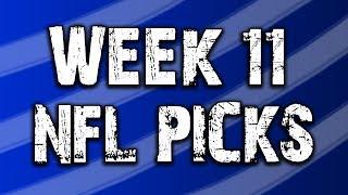 Week 11 NFL Picks Against the Spread
