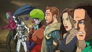 Superheroes - Trailer - SFF 17