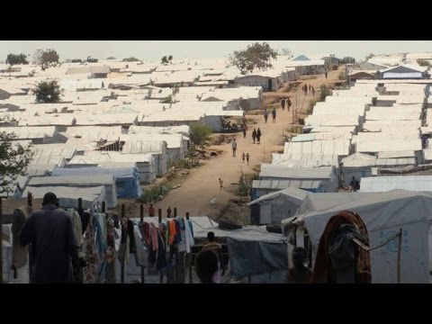 200,000 South Sudanese in refugee camps
