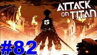 Attack on Titan Wings of Freedom Gameplay Walkthrough Part 82 Signal of A Counterattack 2