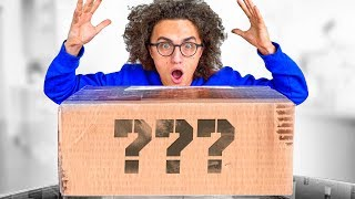 I BOUGHT A MYSTERY BOX WORTH $1250 ! * Rare Items *