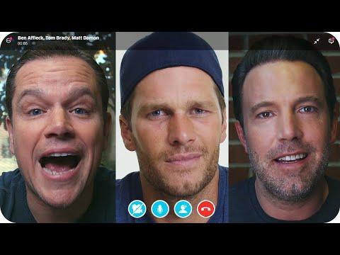 Matt Damon & Ben Affleck Fight Over Tom Brady s Friendship Omaze