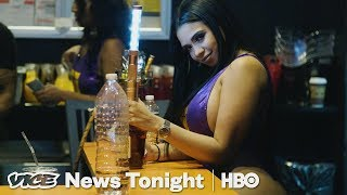 From The Pole To The Bar: Why Strippers Are Becoming Bartenders (HBO)
