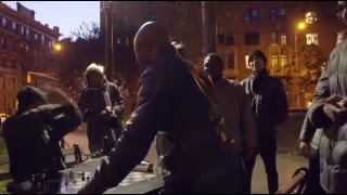 Grandmaster Maurice Ashley plays NYC trash talker - The Tim Ferriss Experiment