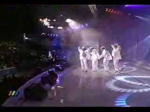 Backstreet Boys Viña 98 parte 5 All i have to give
