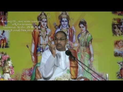 Xxx Mp4 Day 1 Of 3 Sundara Kanda At Undrajvaram By Sri Chaganti Koteswara Rao GaruRamayanam Episode 1 3gp Sex
