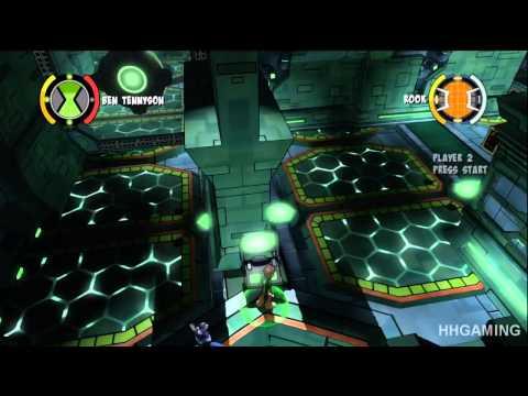 Ben 10 Omniverse walkthrough part 22 episode 22 BEN 10 Omniverse walkthrough part 1 XBOX PS3 WII