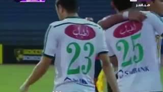 أهداف المصرى فى الدور الأول موسم 2016