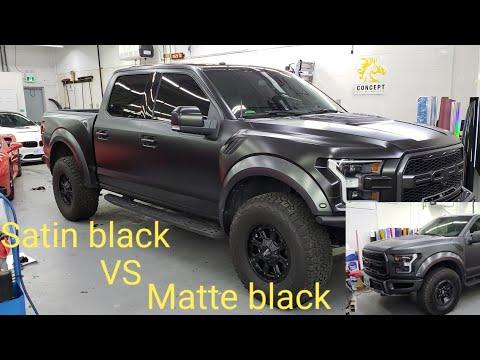 Xxx Mp4 SATIN BLACK VS MATTE BLACK FORD RAPTOR WHICH ONE DO YOU LIKE 3gp Sex