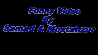 Funny video by Samad & Mostafizur Rahman |  Tyro feast 2016, FMRT Discipline, Khulna University.