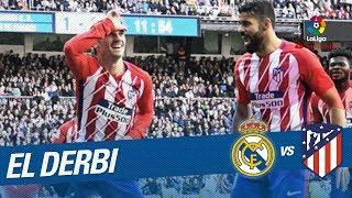 Gol de Griezmann (1-1) Real Madrid vs Atlético de Madrid