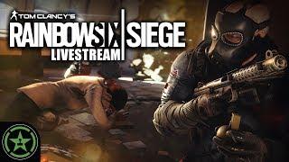 Achievement Hunter Live Stream - Rainbow Six: Siege
