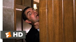 Johnny English (2/10) Movie CLIP - Subduing the Assailant (2003) HD