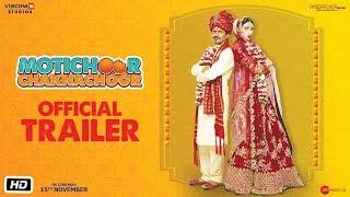 Motichoor Chaknachoor   Official Trailer   Nawazuddin Siddiqui, Athiya Shetty   15th November