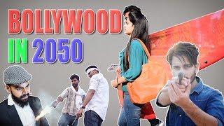 Bollywood Movies in 2050 - |Short Film| |Funny| |HRzero8|