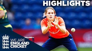 England Women beat Pakistan by 35 runs to seal T20 Series