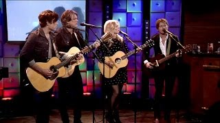 The Common Linnets - Hearts On Fire - RTL LATE NIGHT