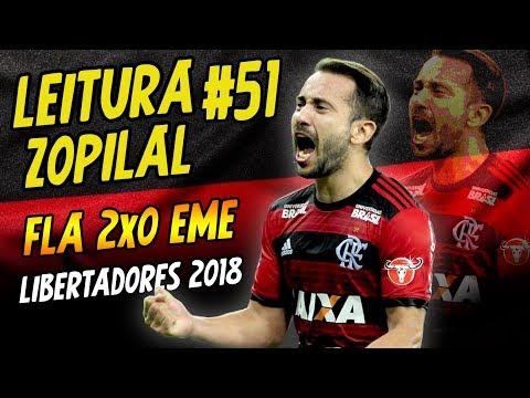 Xxx Mp4 LEITURA ZOPILAL 51 Flamengo 2 X 0 Emelec Libertadores 2018 3gp Sex