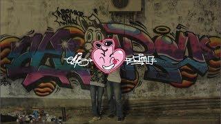 AROW x AYK GRAFFITI KEBUMEN