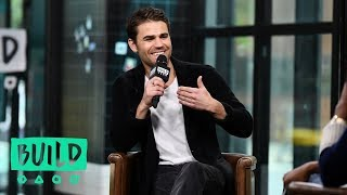 """Paul Wesley Discusses CBS All Access Series, """"Tell Me A Story"""""""